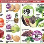 Frutas y Verduras Soriana 3 Mayo 2 OFFDE