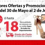 Hot Sale 2016 promociones en Sears OFFDE