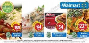 Martes de frescura walmart 24 de mayo ofertas en carnes OFFDE