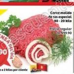 Martes y Miercoles frutas y verduras Soriana OFFDE