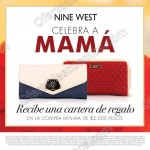 Nine west cartera de regalo OFFDE