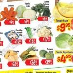 Oferta Frutas y Verduras HEB OFFDE