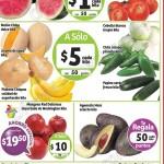 Ofertas frutas y verduras Soriana 31 mayo 1 de junio OFFDE