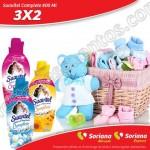 Soriana mercado 3x2 en suavitel complete 800 ml OFFDE