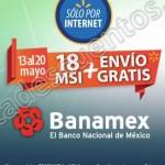 Walmart y banamex envio gratis del 13 al 20 de mayo OFFDE