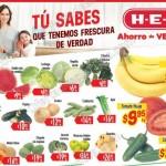 frutas y verduras HEB 3 mayo OFFDE
