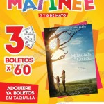 matinee Cinemex OFFDE