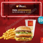 mc donalds 50 pesos mc trio OFFDE