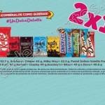 oxxo 2x1 en chocolates OFFDE