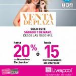 venta de plaza liverpool 7 mayo