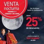 venta nocturna fabricas de francia 2016 OFFDE