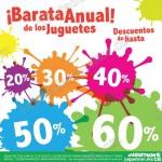 Barata Anual Juguetron 2016 OFFDE