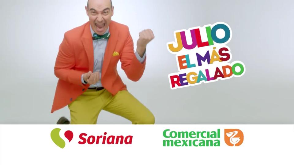 Fechas Julio Regalado 2018