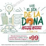 Krispy Kreme dia de la dona gratis 3 de junio 2016OFFDE