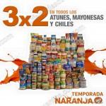 La Comer 3x2 en atun mayonesa y chiles del 27 al 30 de junio OFFDE  2016