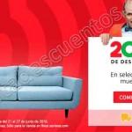 Ofertas Juliop Regalado en Soriana descuentos en muebles OFFDE