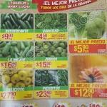Ofertas frutas y verduras en bodega aurrera del 10 al1 6 de junio OFFDE