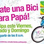 bicicletas gratis para papa OFFDE