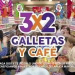 galletas y cafes al 3x2 julio regalado OFFDE