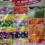 ofertas frutas y verduras Bodega Aurrera al 23 de junio OFFDE  2016