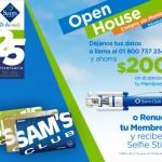 sams club open house