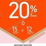women secret 20 descuento OFFDE  2016