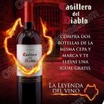 Bodegas Alianza 3x2 en vinos Casillero del diablo del 1 al 16 de julio OFFDE  2016
