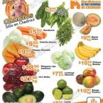 Chedraui ofertas en frutas y verduras 5 y 6 de julio OFFDE  2016