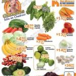 Chedraui ofertas frutas y verduras 12 y 13 de julio OFFDE