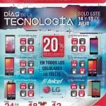 Dia de la tecnologia en office depot 14 y 15 de julio OFFDE  2016