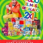 Folleto de ofertas Julio Regalado en Comercial Mexicana y Soriana del 8 al 14 de julio OFFDE  2016