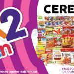 Julio Regalado 2016 Cereales al 3x2