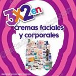 Julio Regaldo 3x2 en cremas corporales y faciales OFFDE