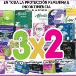 Promocion estelar julio regalado 2016 3x2 en proteccion femenina e incontinencia OFFDE