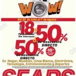 Sears 50 descuento y 18 meses sin intereses OFFDE