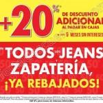 Suburbia 20 de descuento adicional en jeans y calzado del 14 al 21 de julio OFFDE  2016