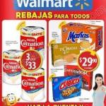 folleto de ofertas Walmart del 13 de julio al 2 de agosto OFFDE  2016