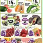 ofertas frutas y verduras Soriana hiper 5 julio OFFDE