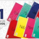 2x1 en cuadernos en HEB del 15 al 21 de agosto OFFDE