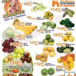 Frutas y Verduras Chedraui 23 agosto 1