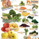 Frutas y Verduras Chedraui 30 y 31 agosto 2016