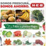 Frutas y Verduras HEB 30 Agosto OFFDE