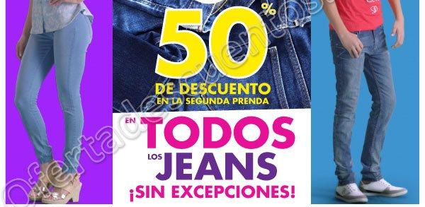 faf1d0adb85aa Suburbia  50% de descuento en todos los Jeans en segunda compra al 31 de
