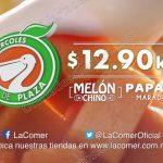 La comer miercoles de plaza 31 de agosto OFFDE  2016