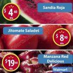 Martes de frescura Walmart 23 de agosto 2016 OFFDE