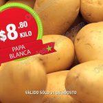 Ofertas en frutas y verduras hoy es miercoles 31 de agosto OFFDE  2016