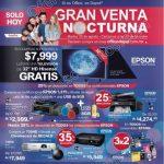 Venta Nocturna Office Depot 30 de agosto OFFDE