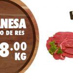 carnes en comercial mexicana 23 agosto  2016