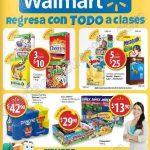 folleto de ofertas Walmart del 17 al 31 de agosto OFFDE  2016