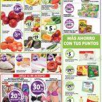 frutas y verduras Soriana 16 agosto OFFDE